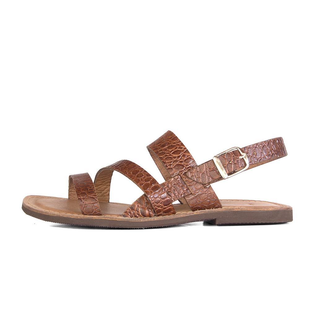 Kožne ženske sandale KORNELIJA