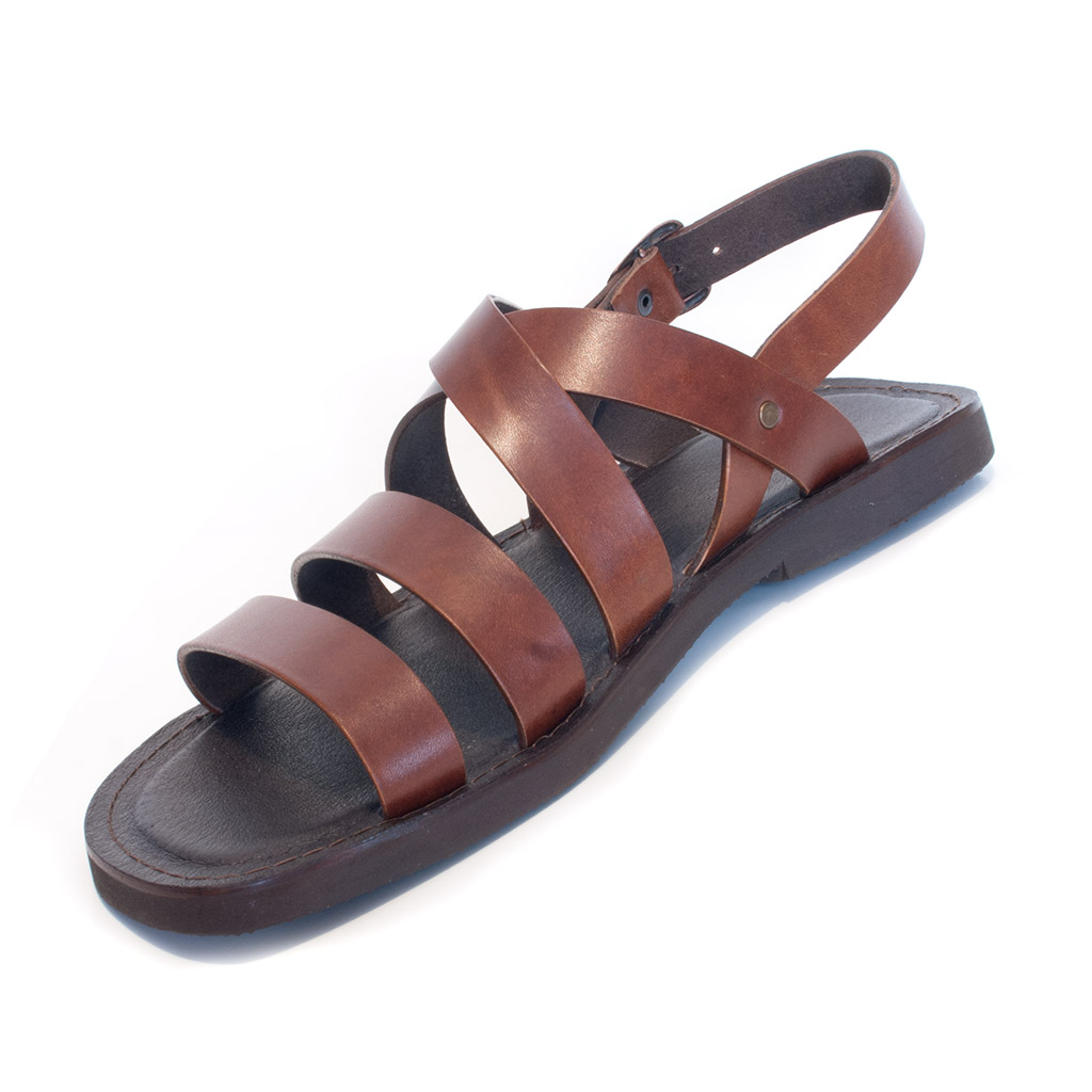 Men's Leather Sandals CEZAR II
