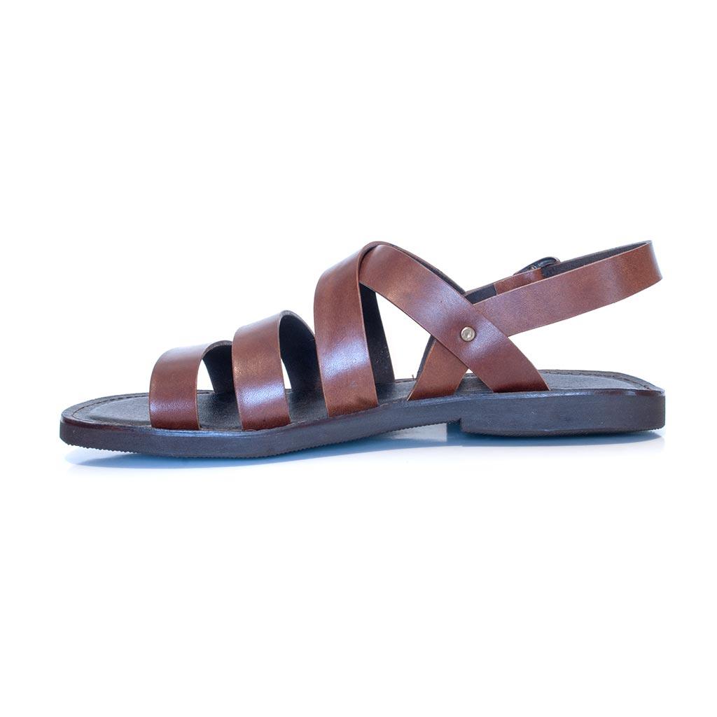 Men's leather sandals CEZAR II
