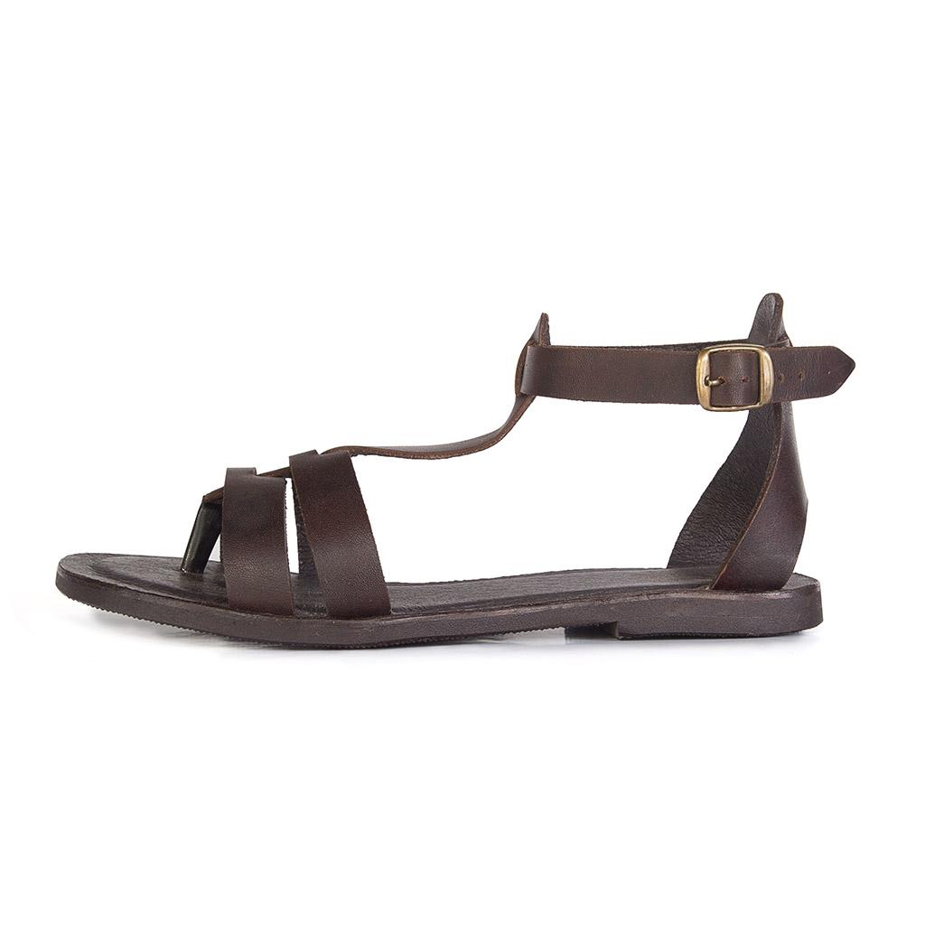Ženkse kožne sandale Livija
