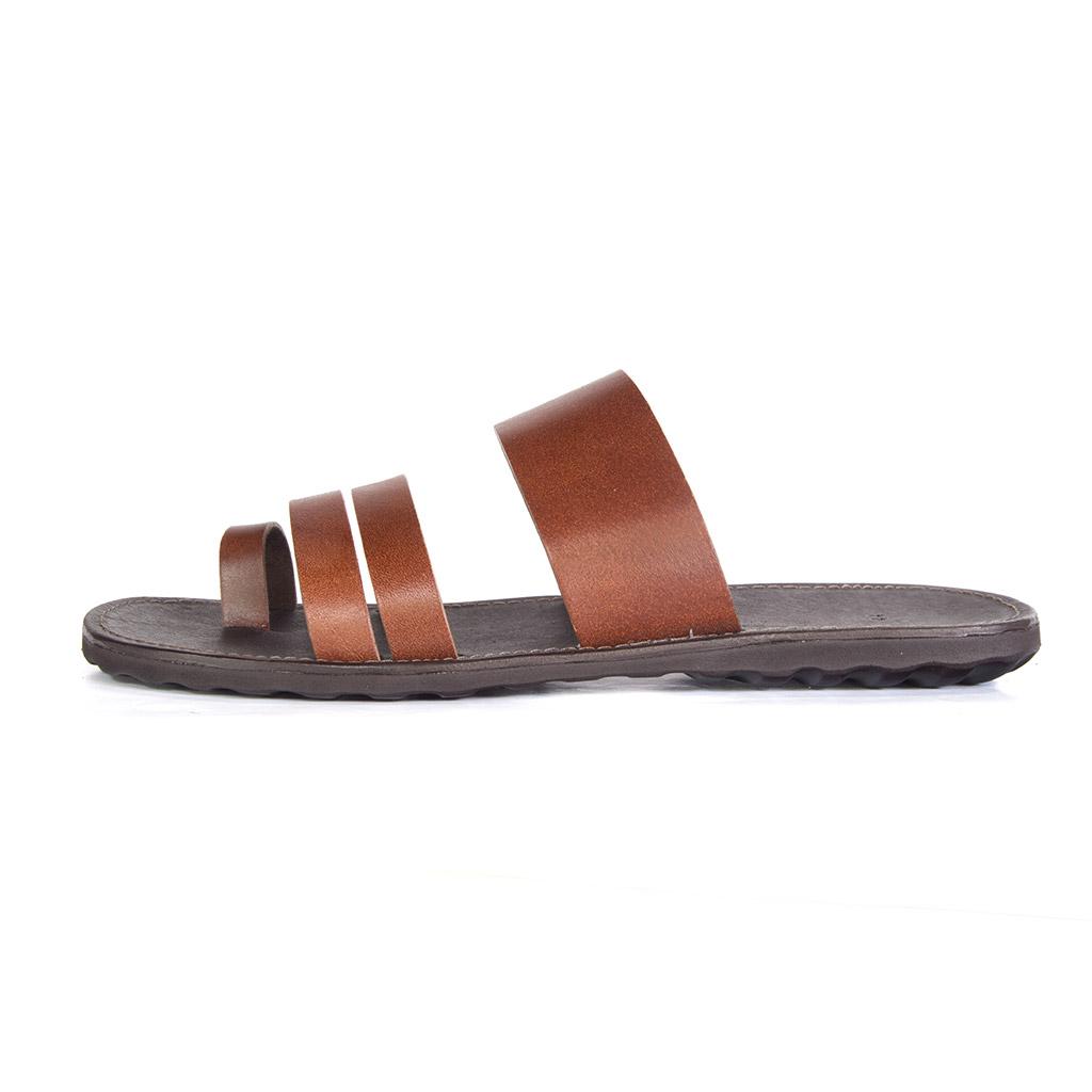 Muške kožne papuče DRUZ