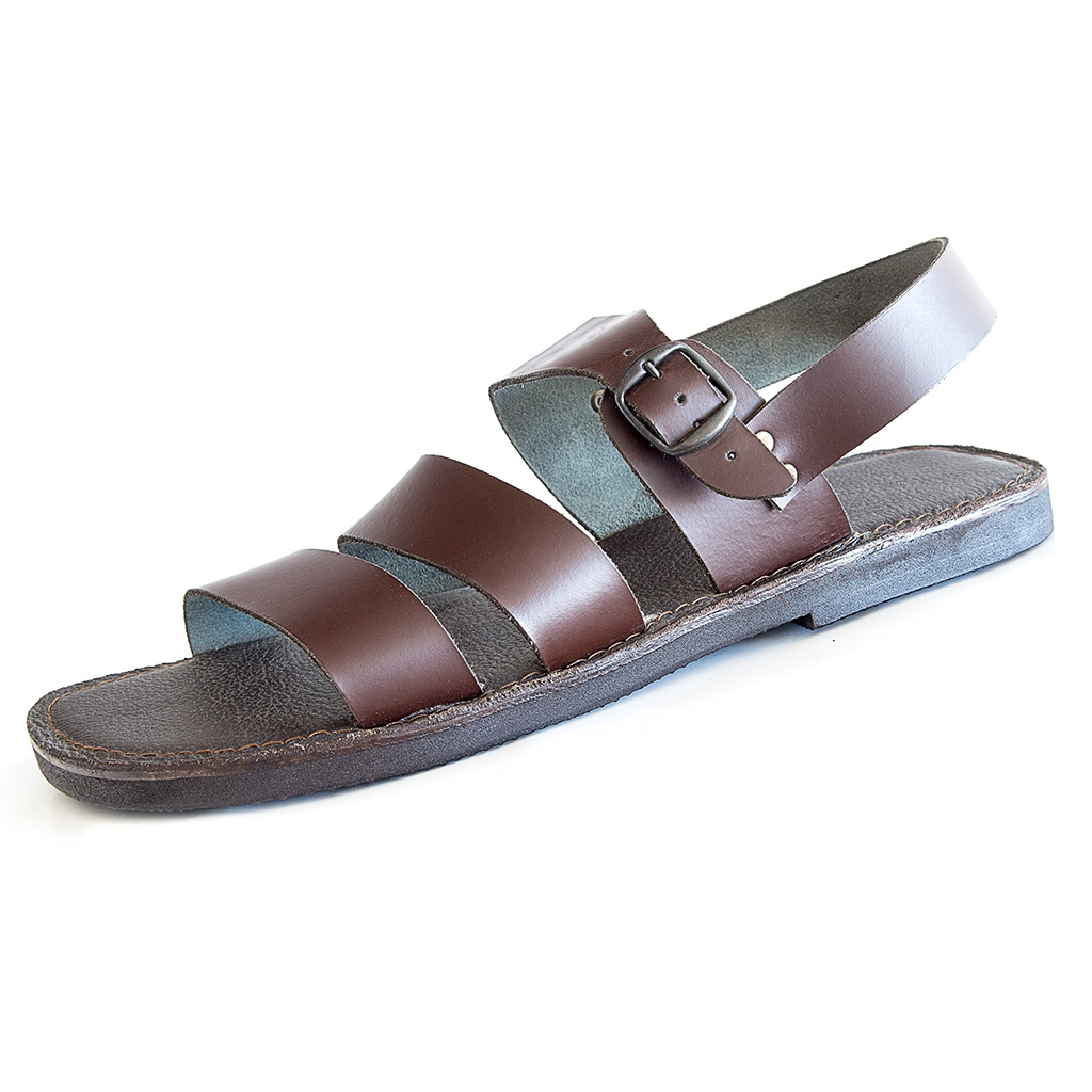 Men's Leather Sandals METEL