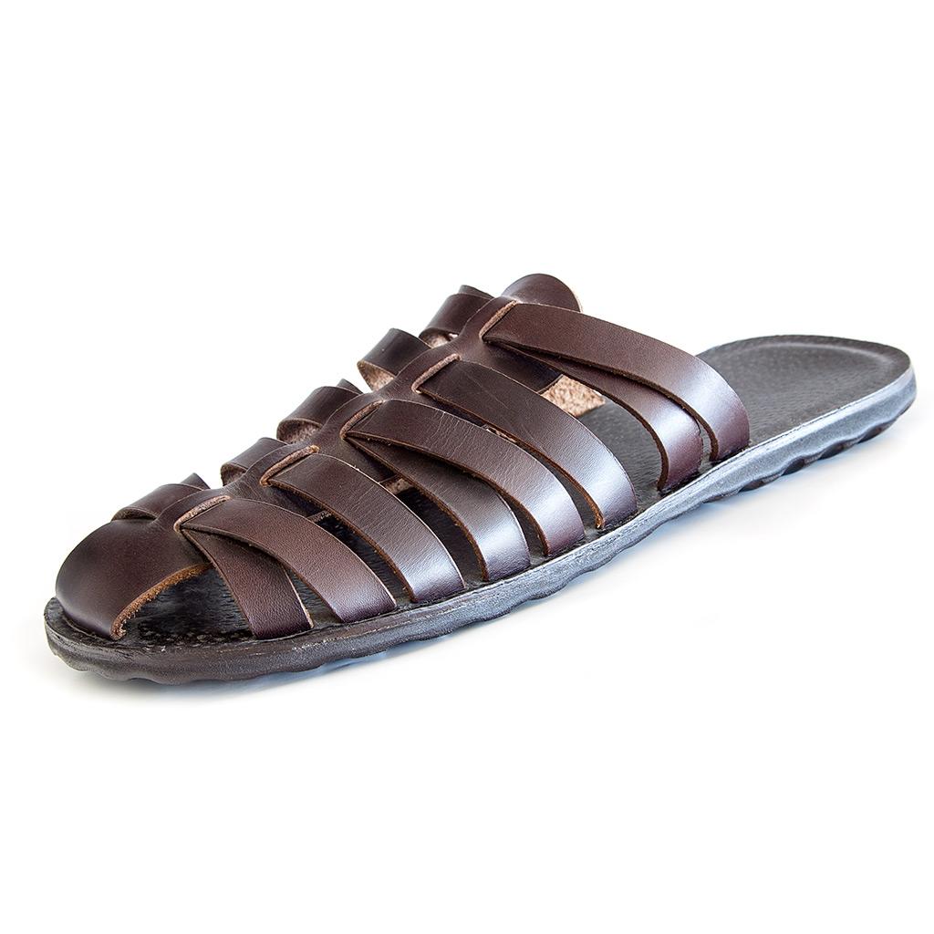 Muške Kožne Papuče BRUT